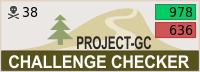 Projekt-GC Challenge Checker